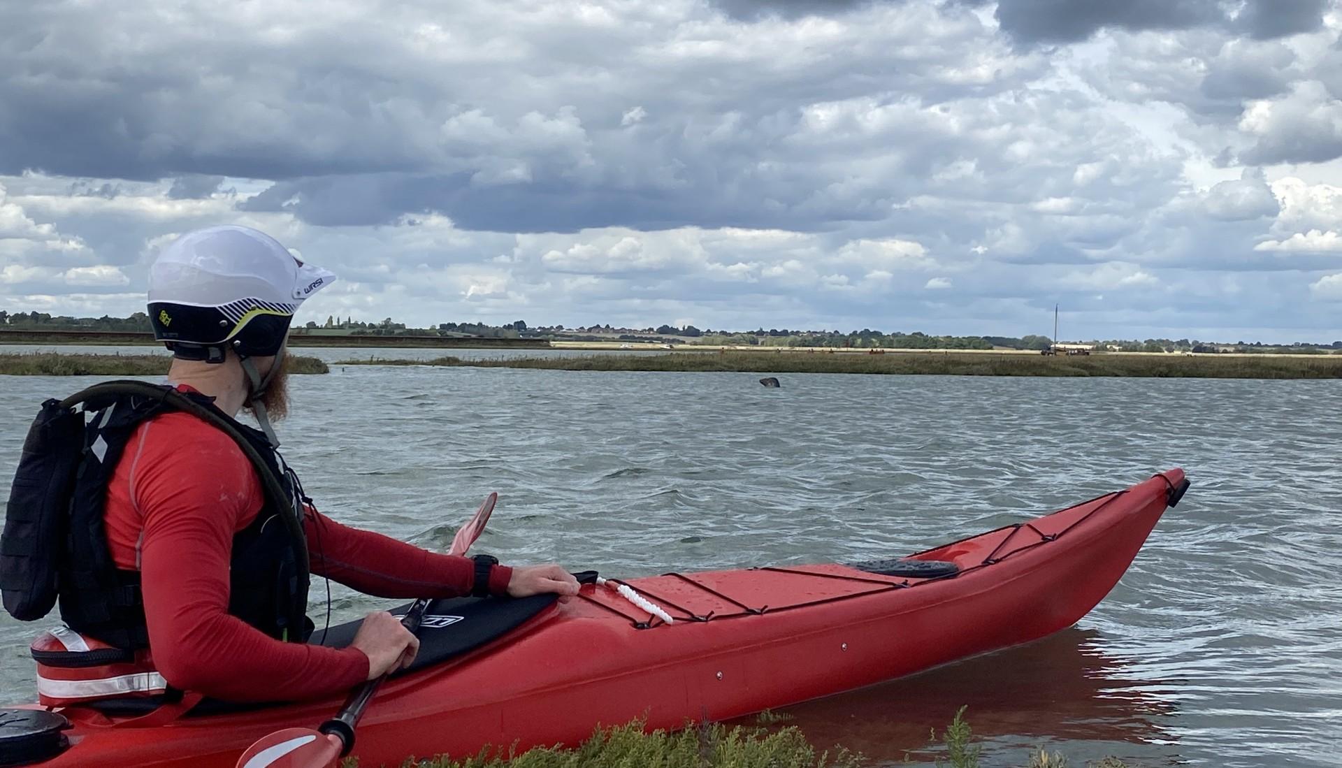 Romany Sportive RM by Nigel Dennis sea kayaks
