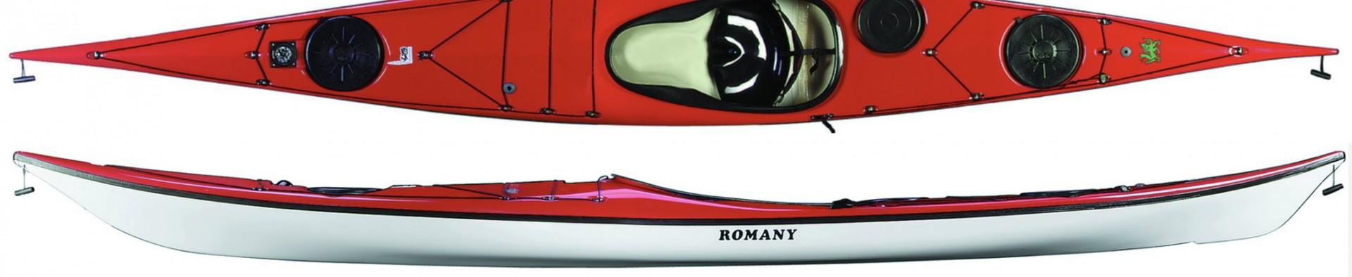 NDK Romany Classic sea kayak