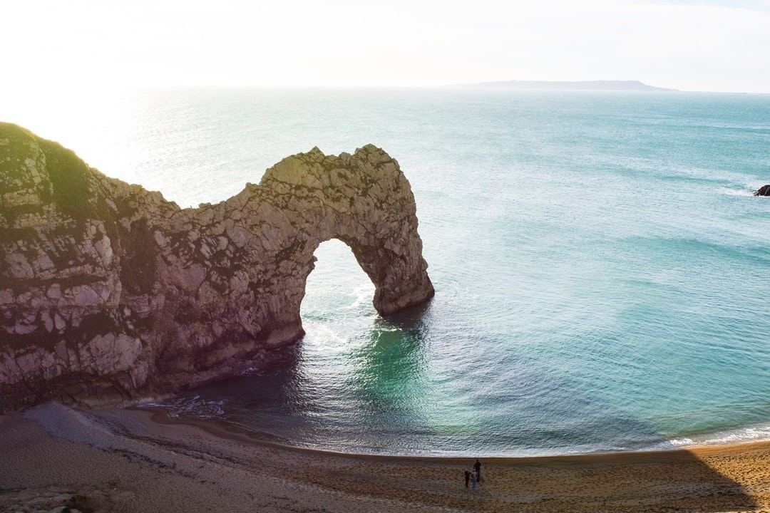 Dorset Jurassic coast guided wild camping kayaking trips