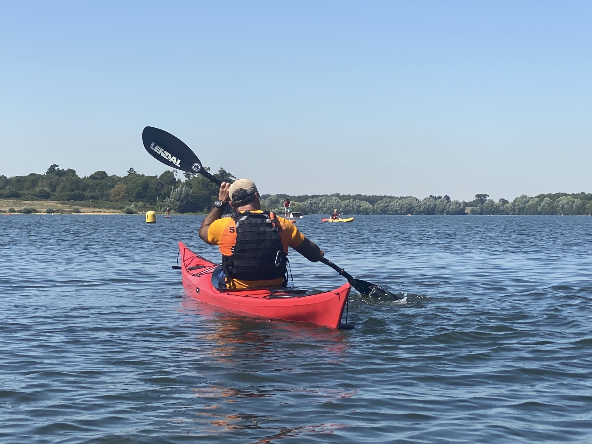 Romany Sport RM sea kayak