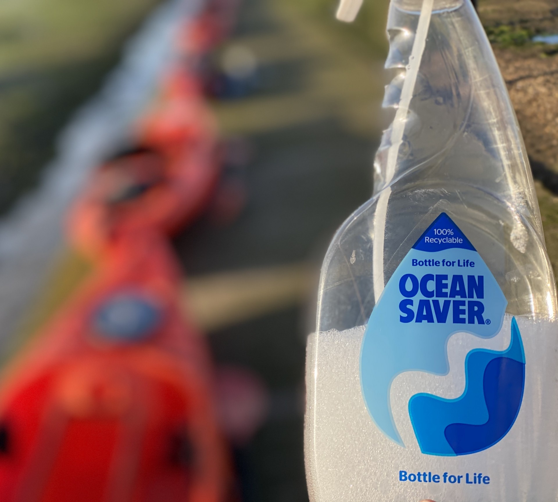 Ocean Saver marine safe disinfectant for COVID-19 cleaning protocols