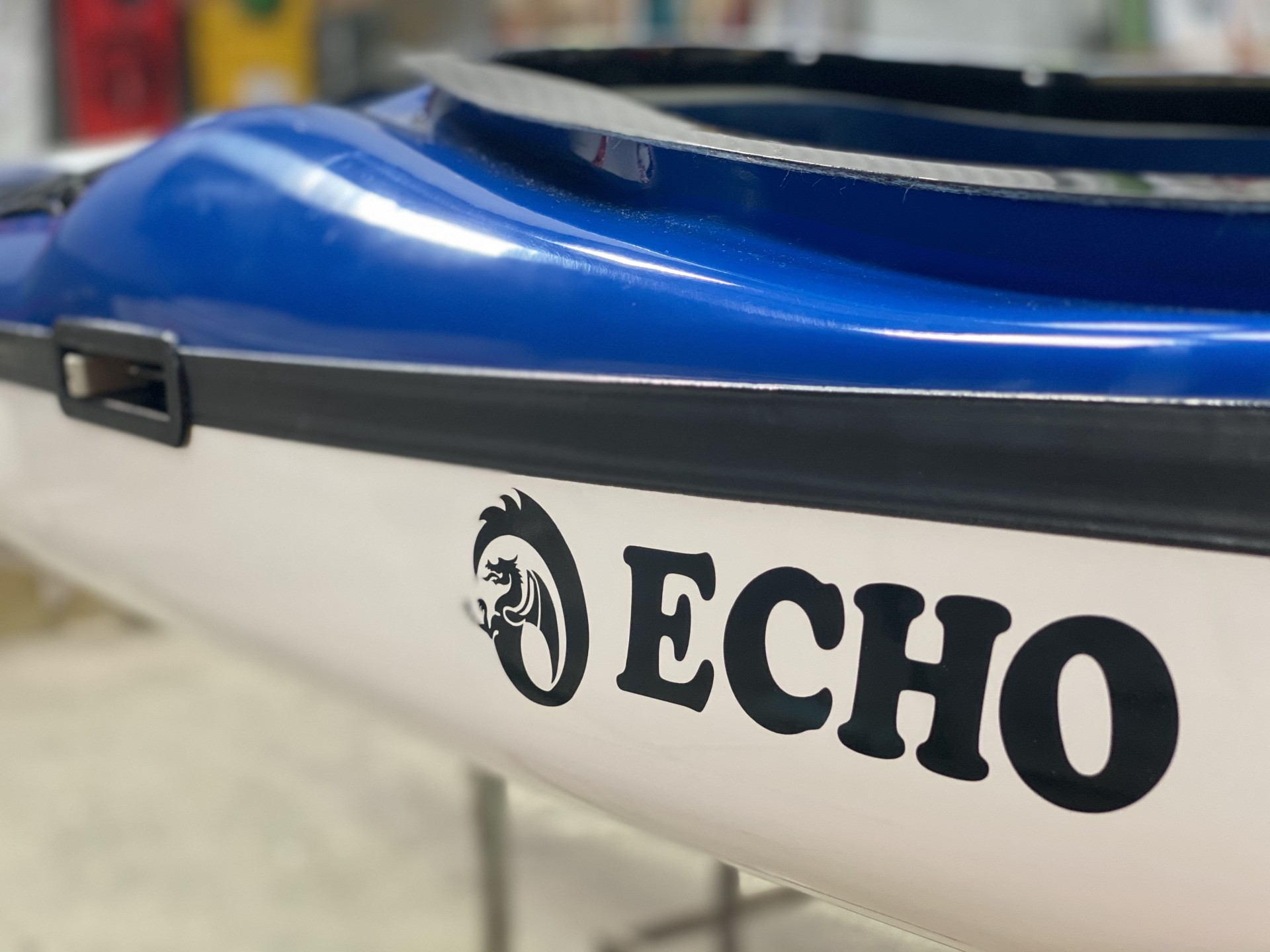 NDK composite sea kayak Echo