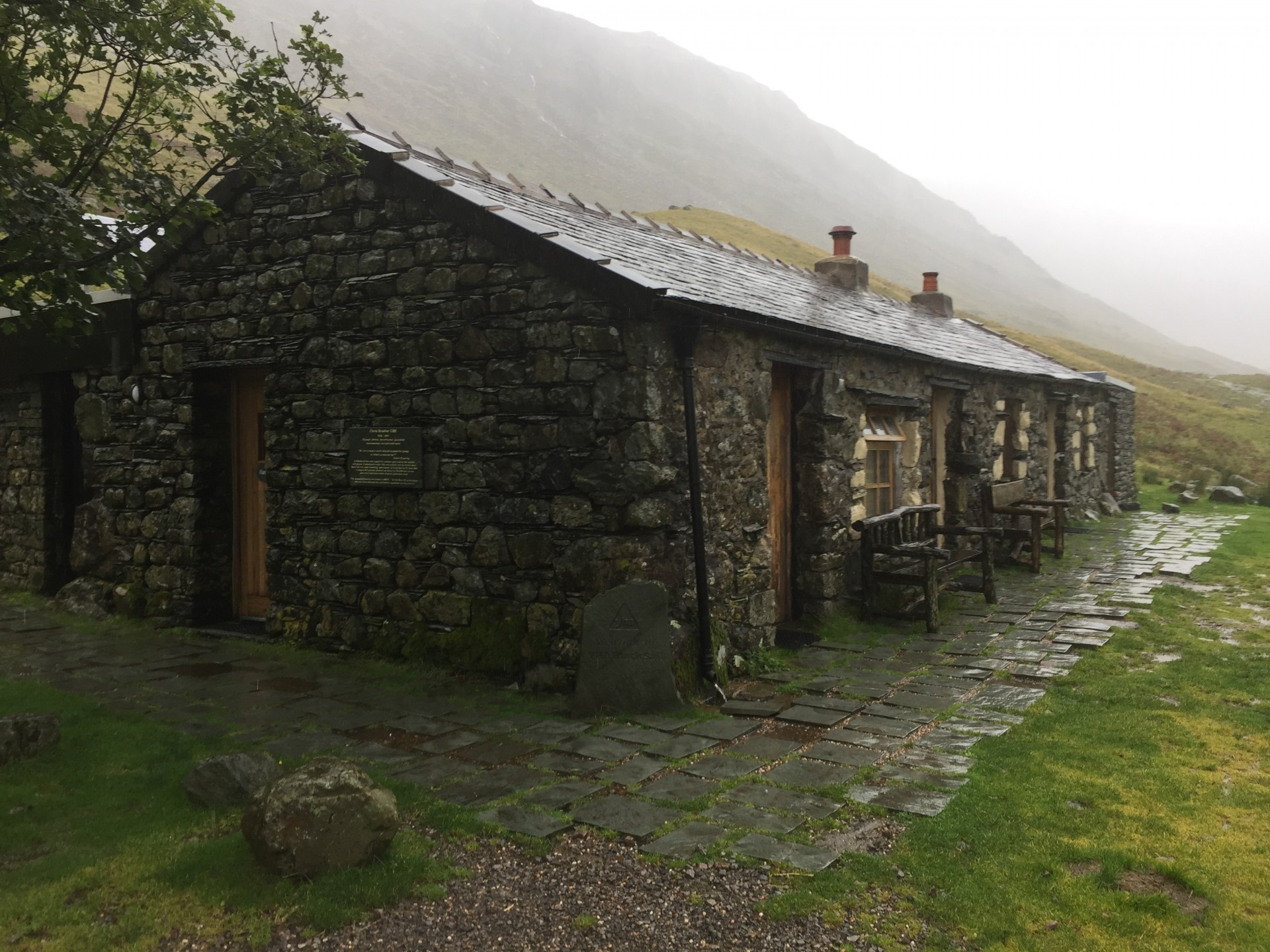 Black Sail hostel accommodation on guided Lake District hiking trips.