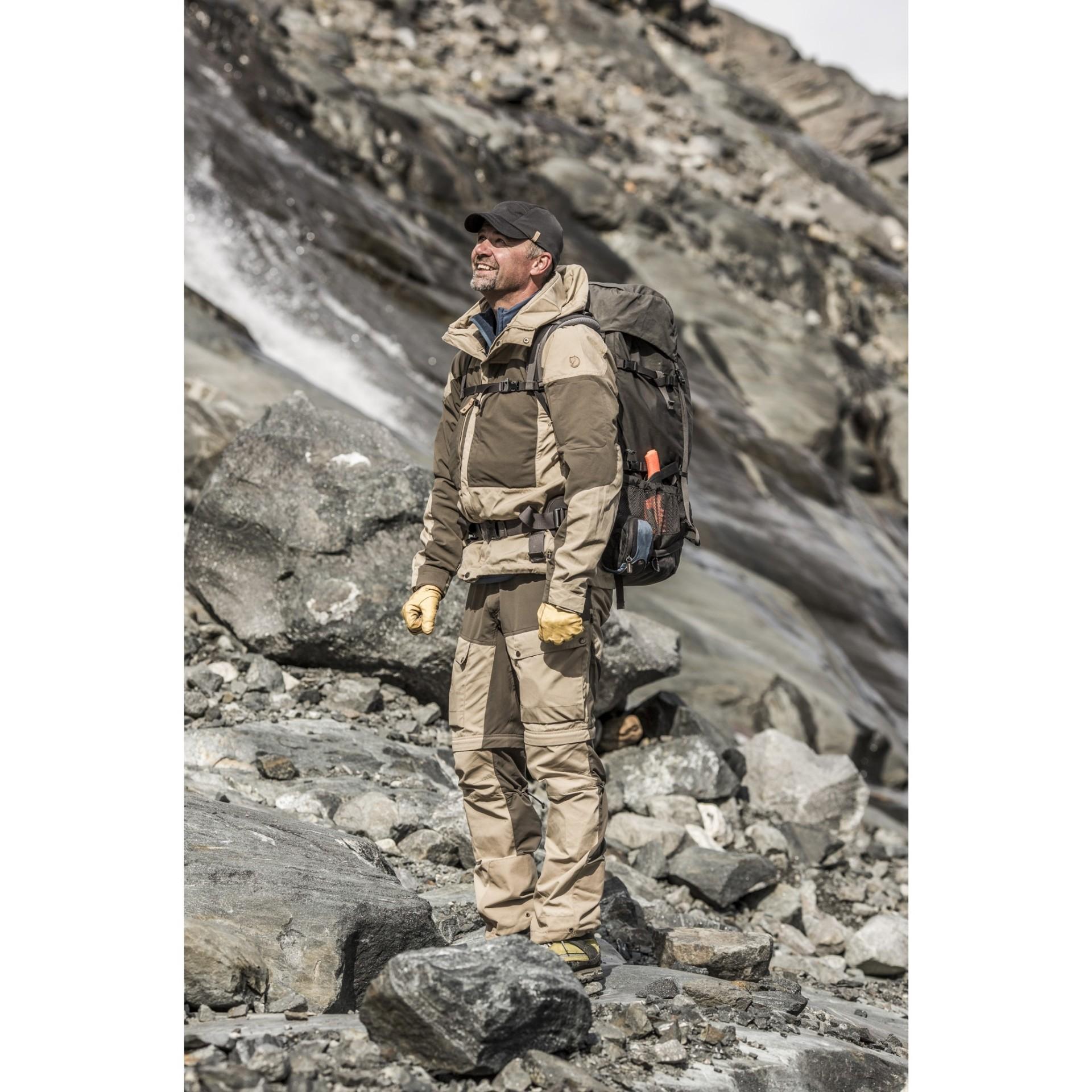 Keb trekking jacket with pants